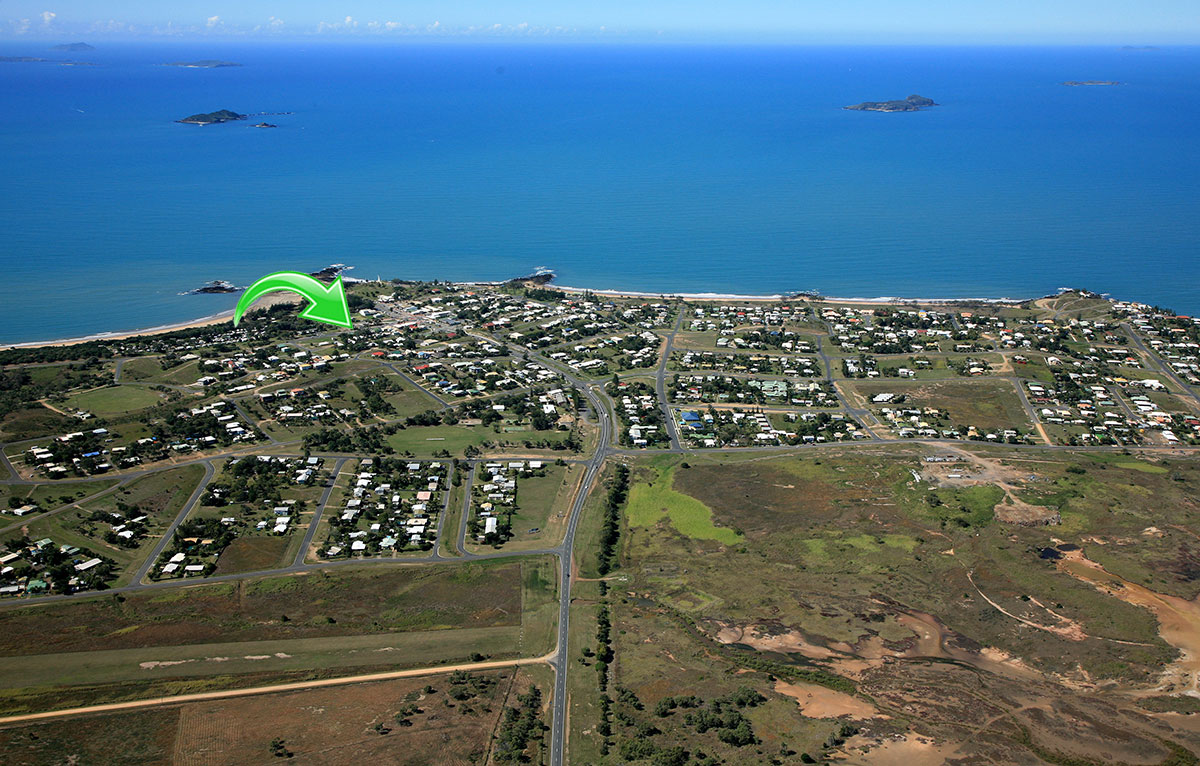 Emu Park on the Capricorn Coast of Central Queensland