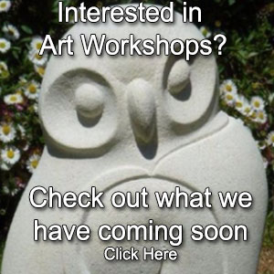 art workshops emu park art gallery